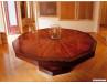 Стол для переговоров круглый Fontana