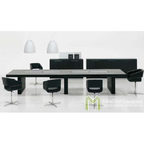 Комплектация мебели для переговорных комнат